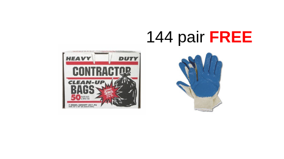 contractor bags wholesalers