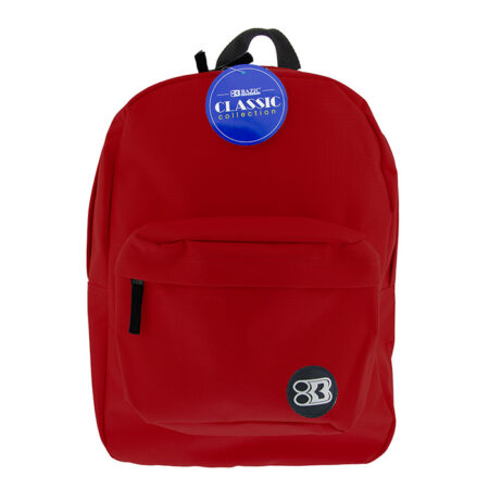 burgundy backpack 17""