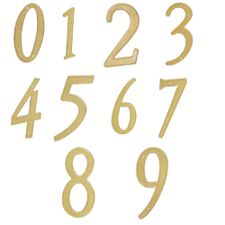 House Numbers - Property Management