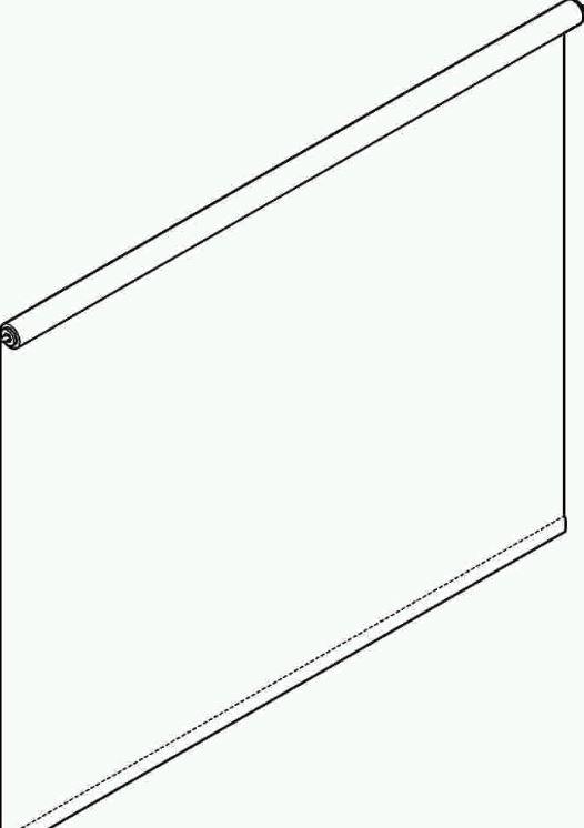 6 gauge vinyl window shades-wholesale