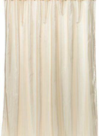 beige shower liner