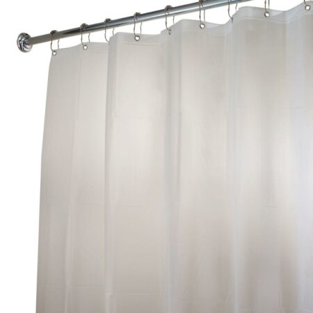 Vinyl shower curtain liners